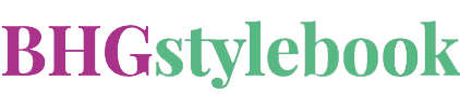 Better Homes & Gardens Stylebook